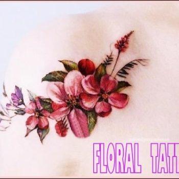 fiore tatuaggio il più popolare tattoo 2020