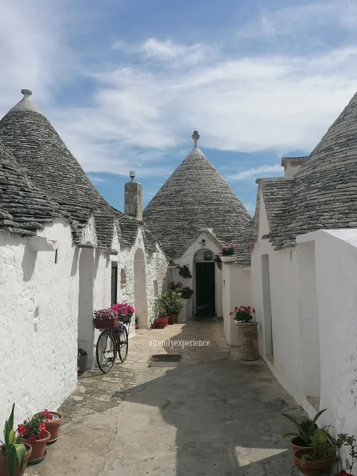 Borgo di Alberobello in 1 giorno