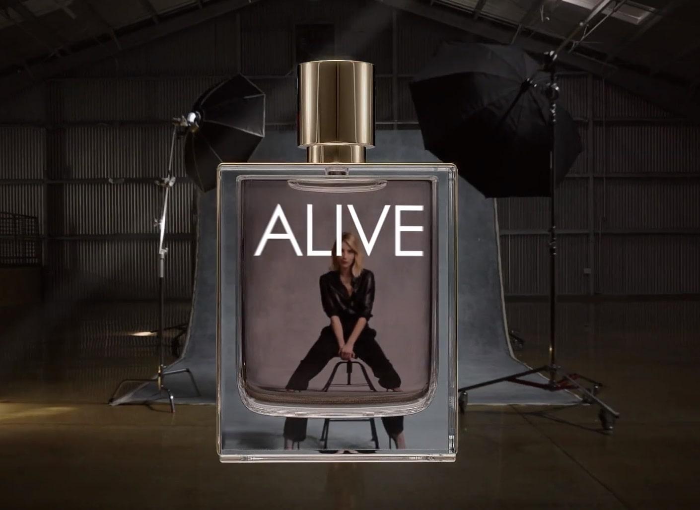 alive di hugo boss eau de parfum