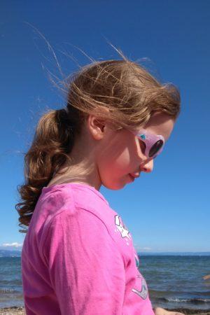come protettere un bambino dal vento