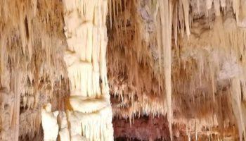 grotte di castellana stalattiti e stalagmiti