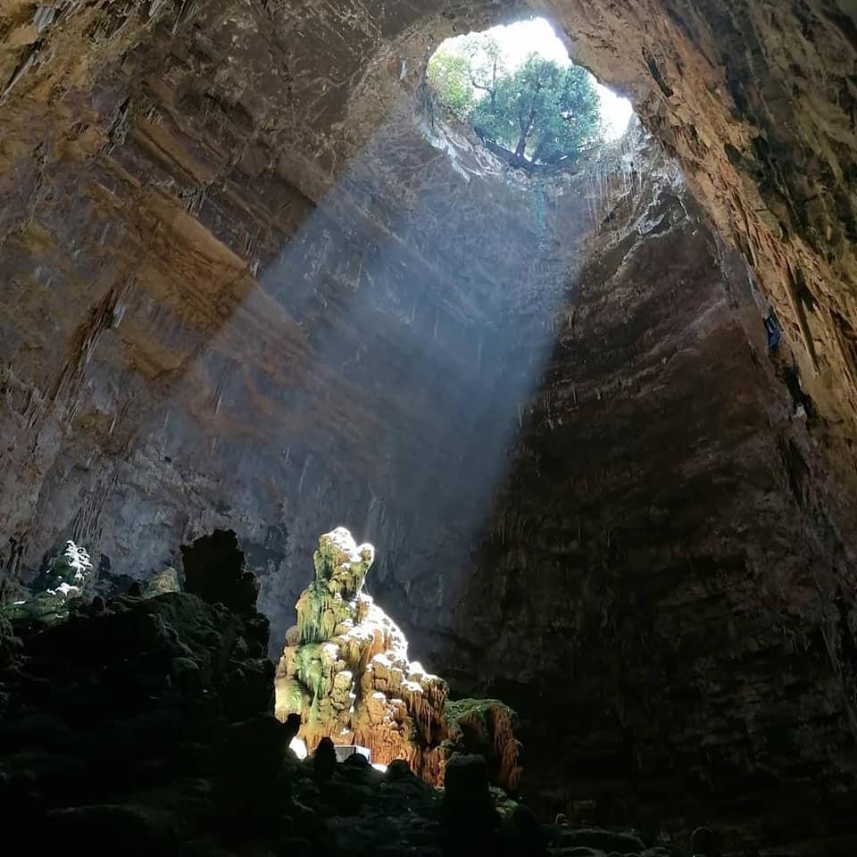 grotte di castellana puglia castellana-grotte