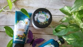 nuova linea Herbal Essences olio di argan