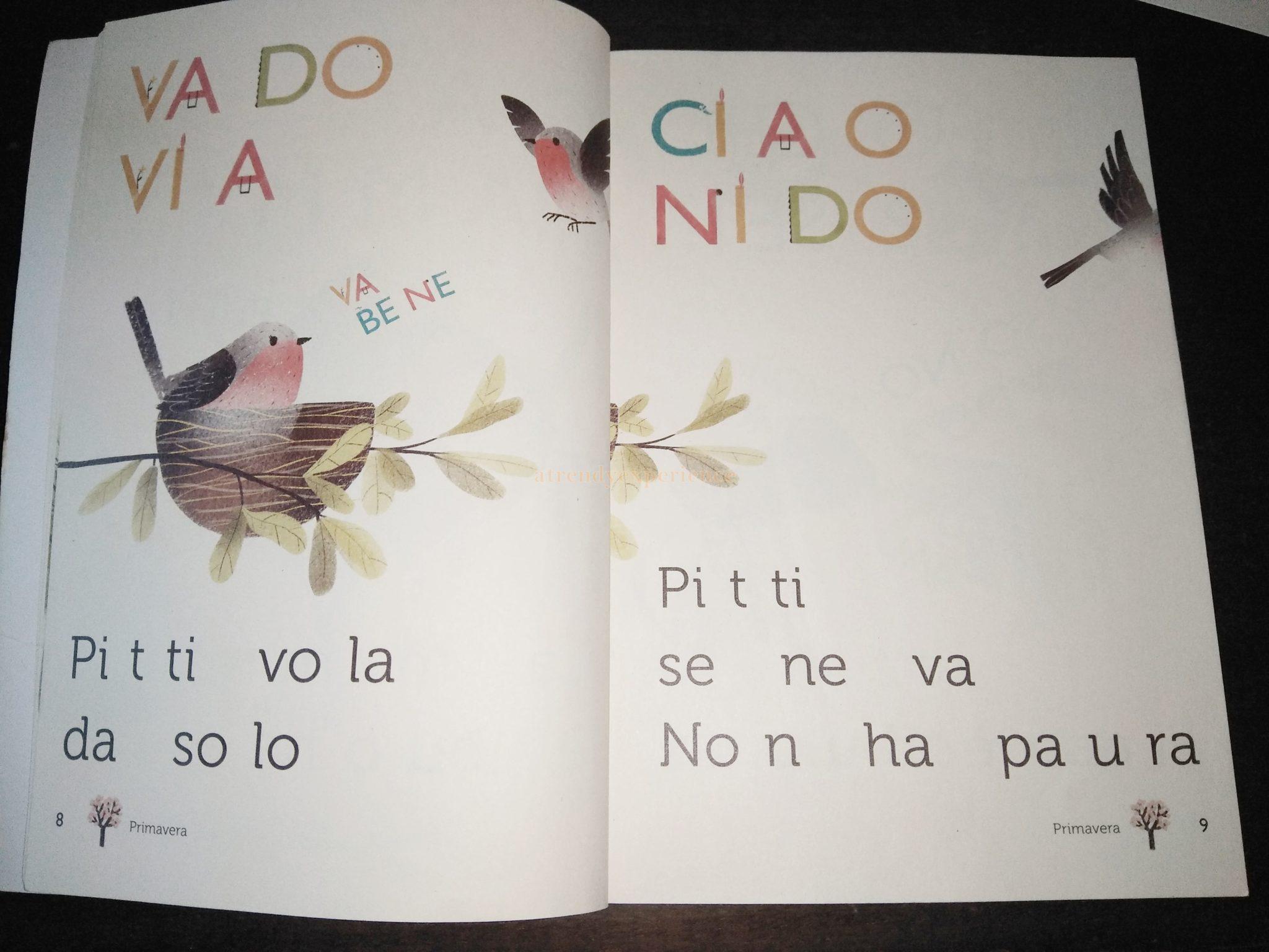 camillo bortolato per insegnare a leggere ai bambini