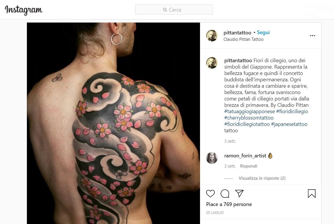 claudio pittan tatuatore italiano