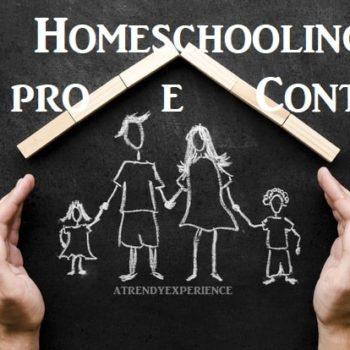 homeschooling pro e contro