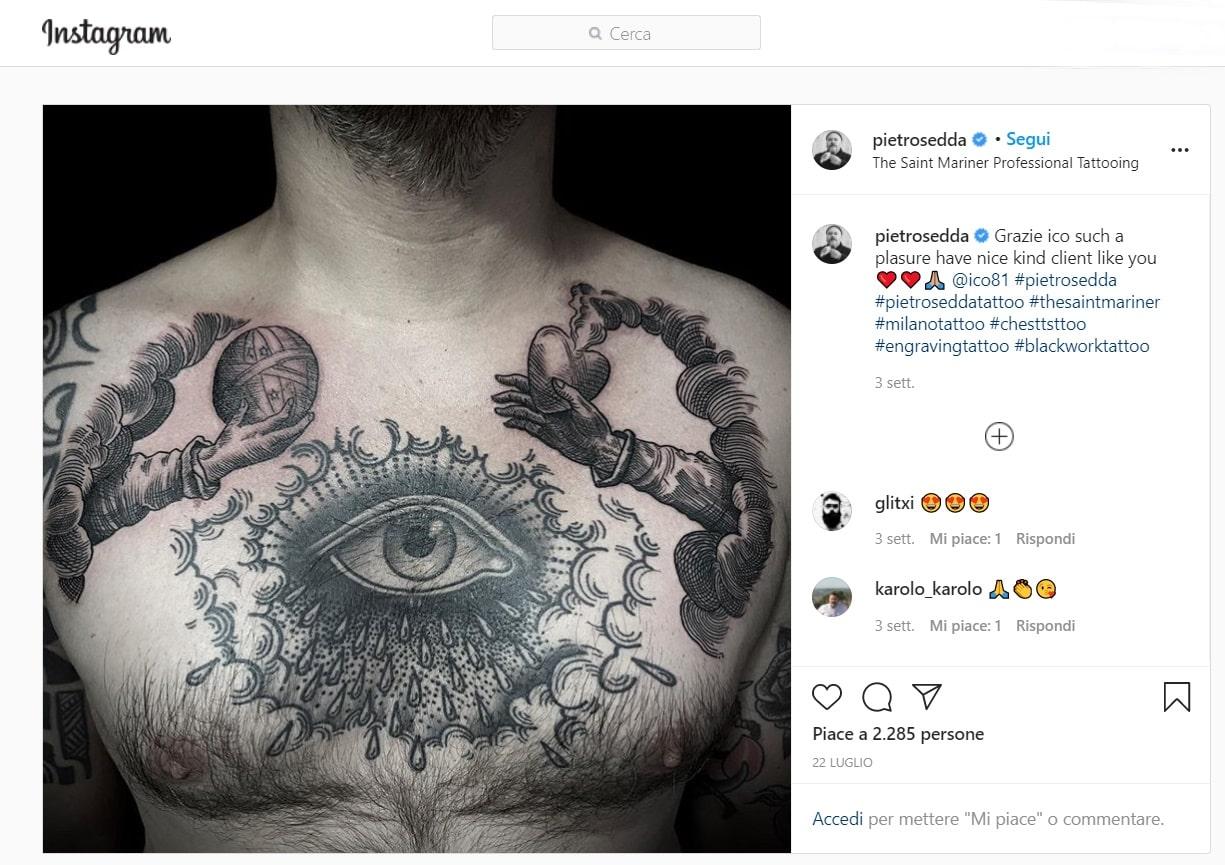migliori tatuatori italiani pietro sedda