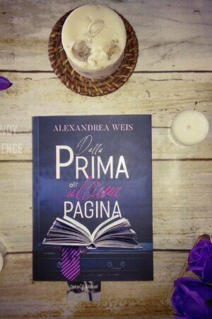 Dalla Prima all'Ultima Pagina Alexandra Weis