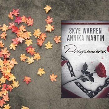 Prigioniera di Skye Warren e Annika Martin