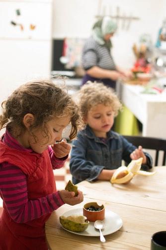 dieta corretta bambini