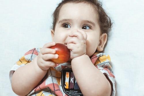 alimentazione corretta bambino