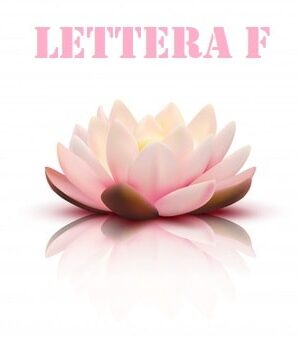 lettera F frasi facili da leggere e scriveredi fiore parole e frasi facili da leggere