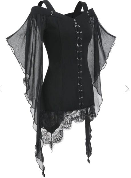 maglia di halloween