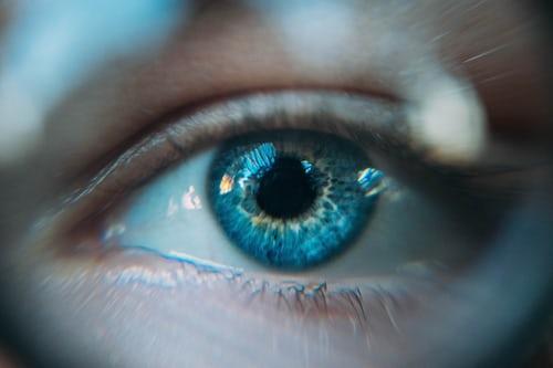 stress oculare
