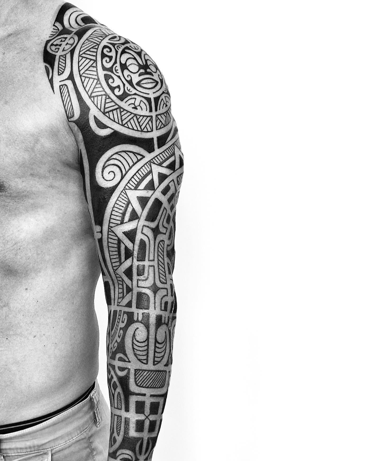 tatuaggi maori tatuaggi marchesiani