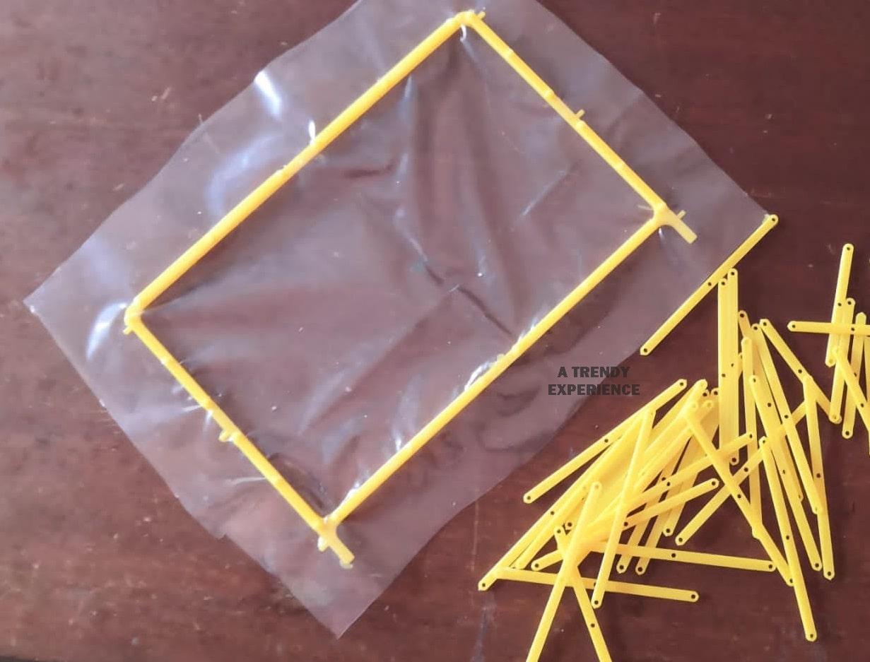 costruzione del gioco serra per bambini