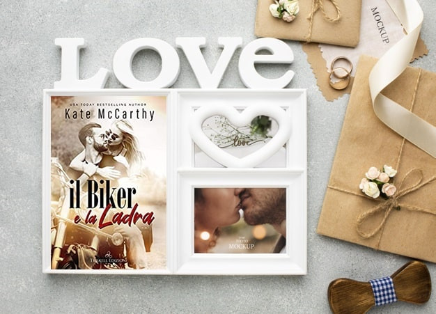 Il Biker e La Ladra di Kate McCarthy
