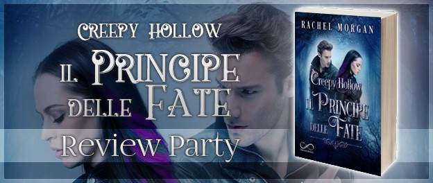 il principe delle fate di rachel morgan review party