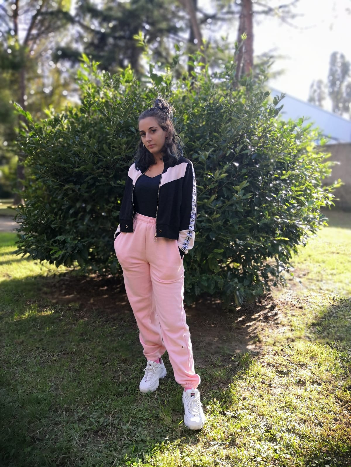 stile athleisure donna outfit