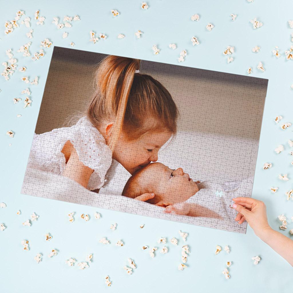 puzzle personalizzati con foto