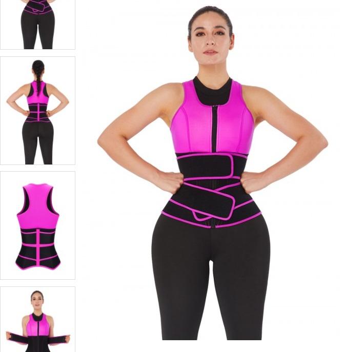 waist shapener abbigliamento snellente e dimagrante