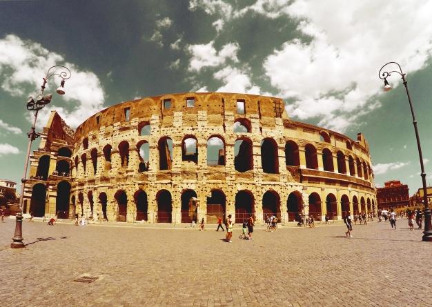 colosseo come spostarsi a roma per visitare la città