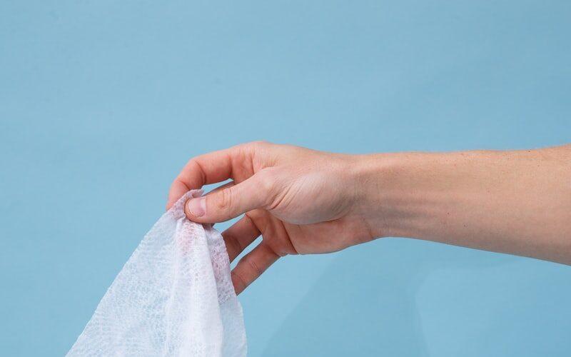 asciugamani di carta usa e getta vantaggi