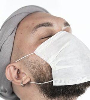 barba e mascherina manutenzione