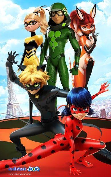 miraculous tutti i personaggi della serie