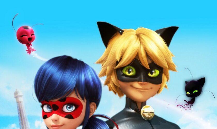ladybug e chat noir disegni da colorare