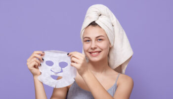 maschere viso in tessuto come si usano