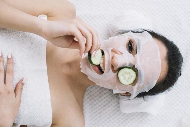 maschere viso in tessuto cosa sono