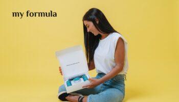 myformula maschera shampoo balsamo personalizzati