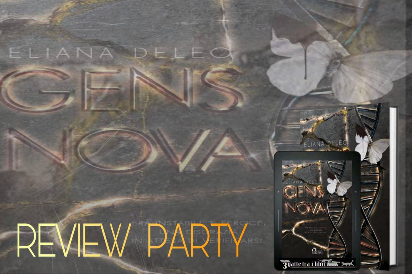 gens nova banner review party