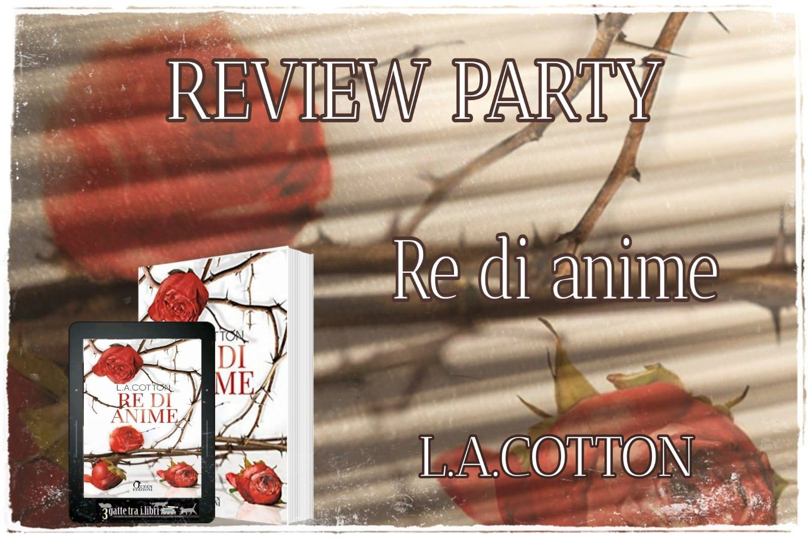 Re di Anime di LA Cotton Verona Legacy 2 recensione