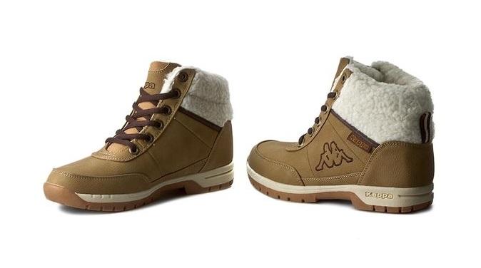 scarpe comode invernali kappa