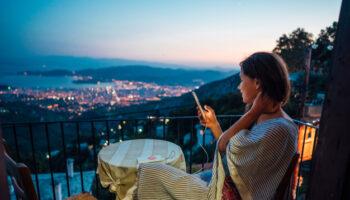 idee per sfruttare il balcone in autunno e inverno