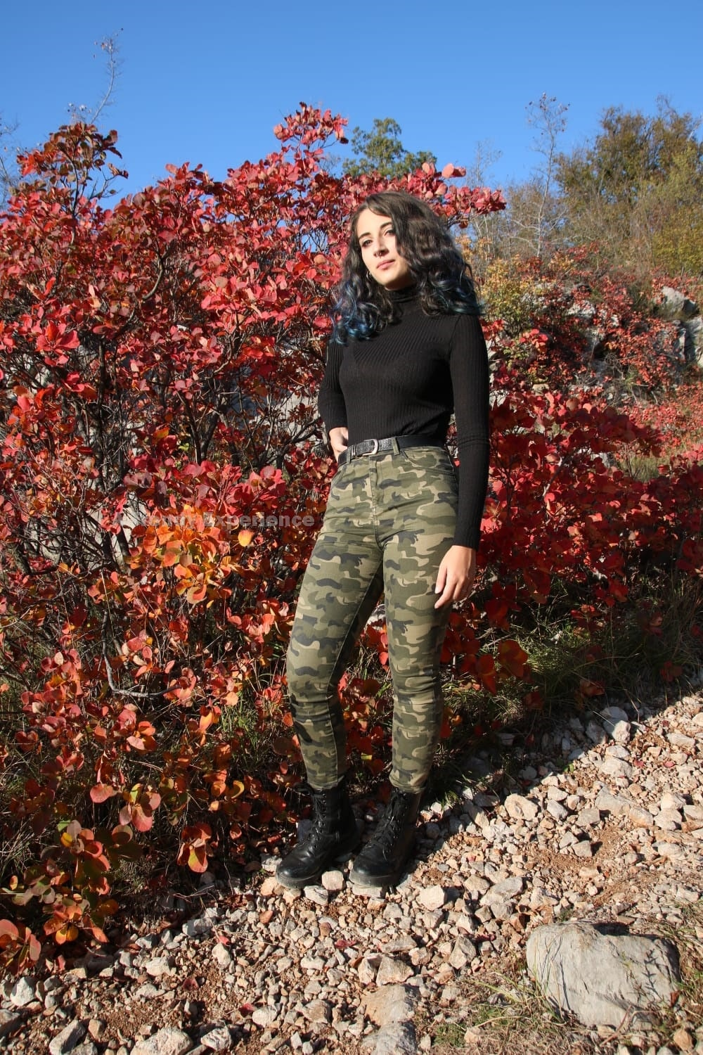 stile militare donna outfit atrendyexperience