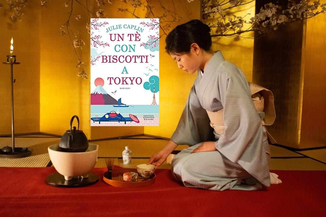 Un Te Con Biscotti A Tokyo Di Julie Caplin