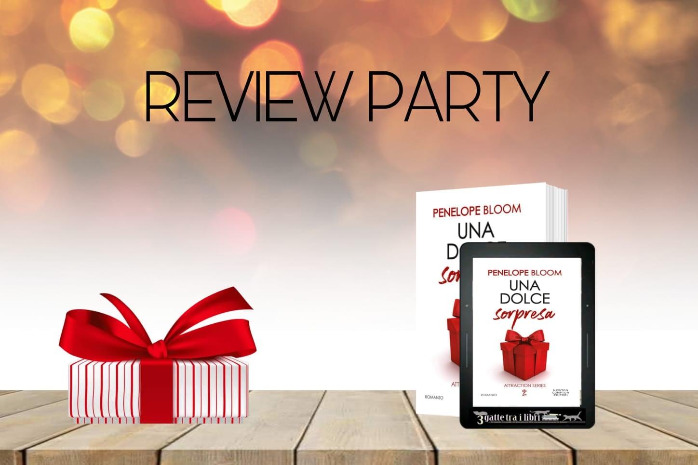 una dolce sorpresa di penelope bloom recensione review party