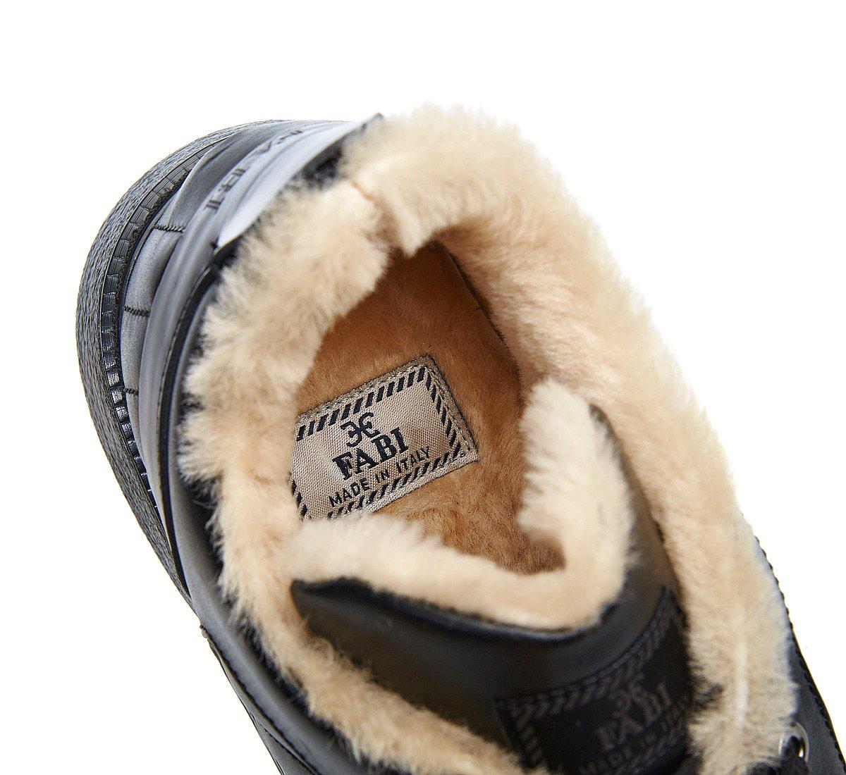 modello fabi seattle sneakers invernali