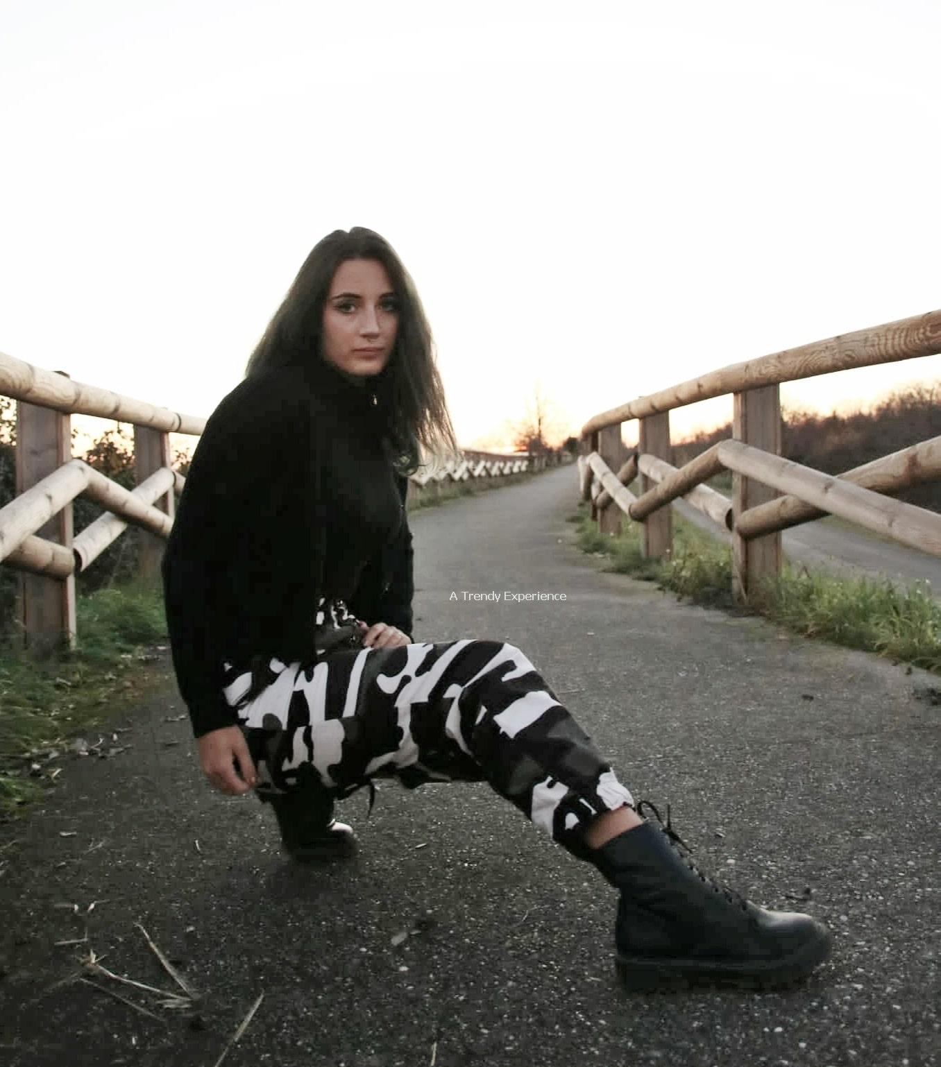 come indossare gli anfibi con stile