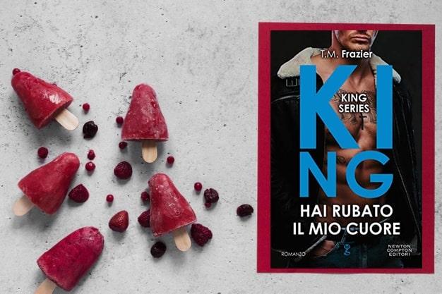 King Hai Rubato Il Mio Cuore di TM Frazier recensione