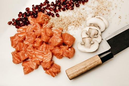 poke bowls ingredienti