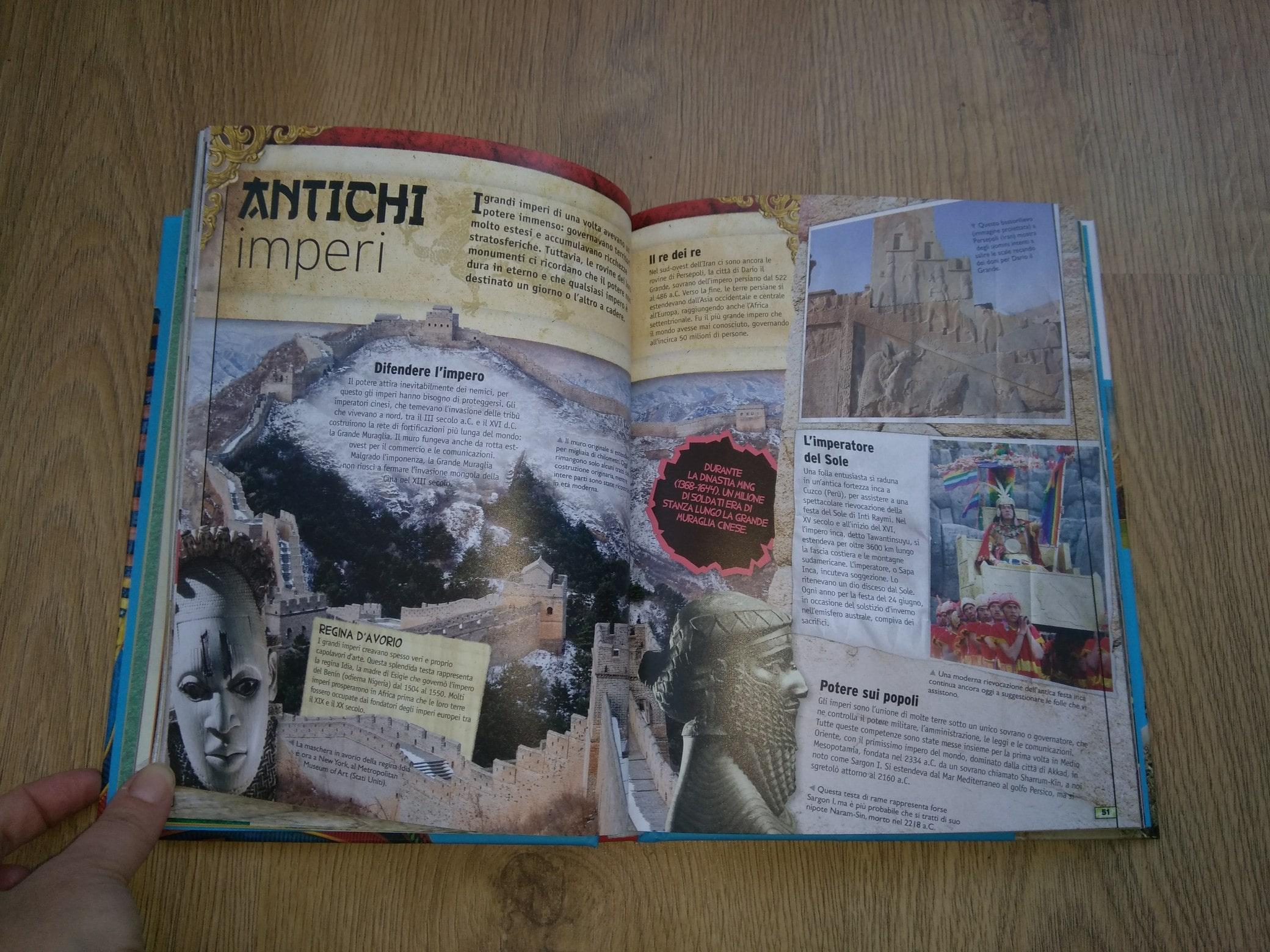 Il Libro Della Storia Di Edicart