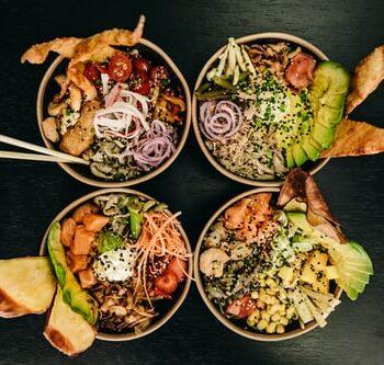 poke bowls ricette cosa sono e ricette per tutta la famiglia