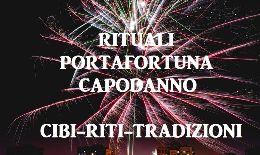 rituali portafortuna capodanno 2021