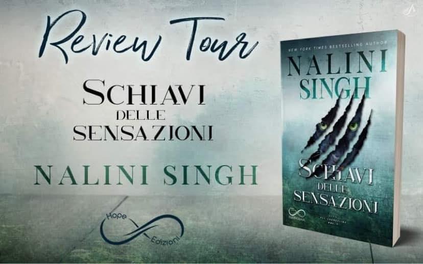 Schiavi Delle Sensazioni Di Nalini Singh