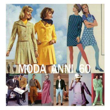 tendenze moda anni 60