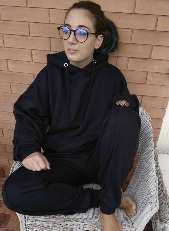 tuta comfort outfit